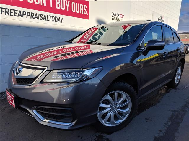 2017 Acura RDX Tech (Stk: B11585) in North Cranbrook - Image 18 of 19