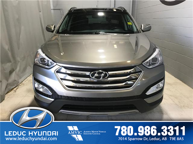 2016 Hyundai Santa Fe Sport 2.0T Limited (Stk: 8SF7828A) in Leduc - Image 1 of 8