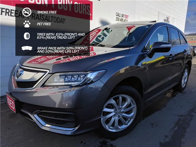 2017 Acura RDX Tech (Stk: B11585) in North Cranbrook - Image 1 of 19