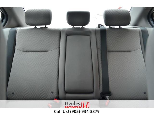 2015 Honda Civic EX SUNROOF ALLOY WHEELS (Stk: B0790) in St. Catharines - Image 12 of 26