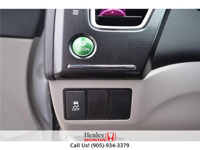 2015 Honda Civic EX SUNROOF ALLOY WHEELS (Stk: B0790) in St. Catharines - Image 14 of 26