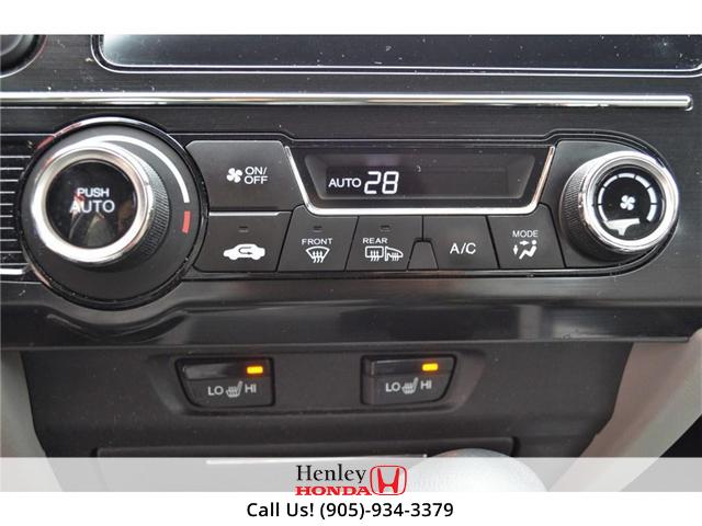 2015 Honda Civic EX SUNROOF ALLOY WHEELS (Stk: B0790) in St. Catharines - Image 22 of 26