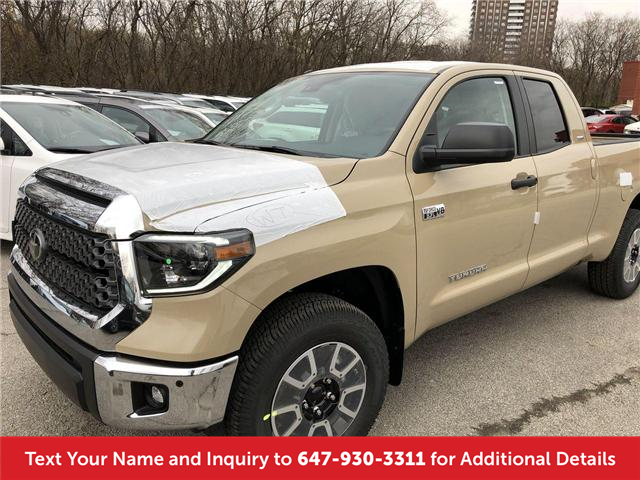 2019 Toyota Tundra TRD Offroad Package (Stk: K8216) in Mississauga - Image 1 of 15