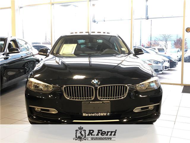 2014 BMW 320i xDrive (Stk: U8215) in Woodbridge - Image 2 of 21