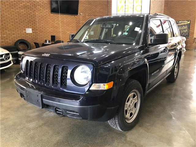 2011 Jeep Patriot Sport/North (Stk: P0120) in Calgary - Image 1 of 12