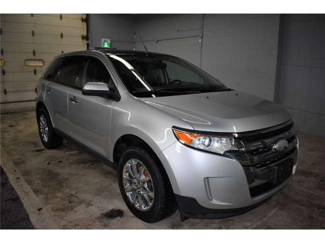 2011 Ford Edge SEL- HEATED SEATS * TOUCH SCREEN * LEATHER (Stk: B2910) in Kingston - Image 2 of 28