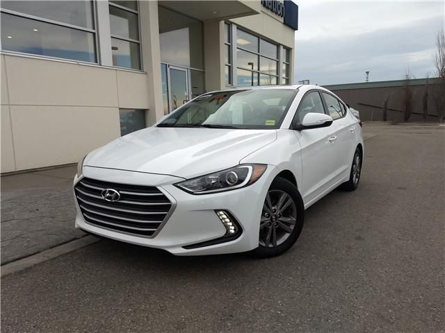 2018 Hyundai Elantra GL (Stk: NE074) in Calgary - Image 1 of 19