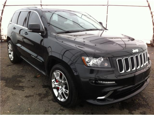 2012 Jeep Grand Cherokee SRT8 (Stk: 190049A) in Ottawa - Image 1 of 23