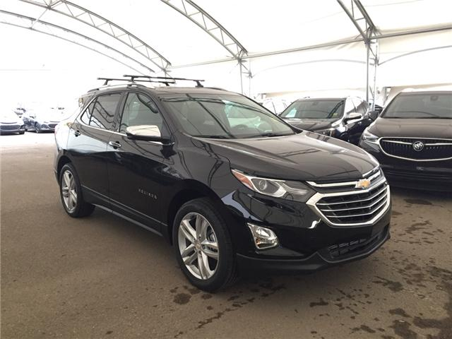 2019 Chevrolet Equinox Premier (Stk: 169541) in AIRDRIE - Image 1 of 24