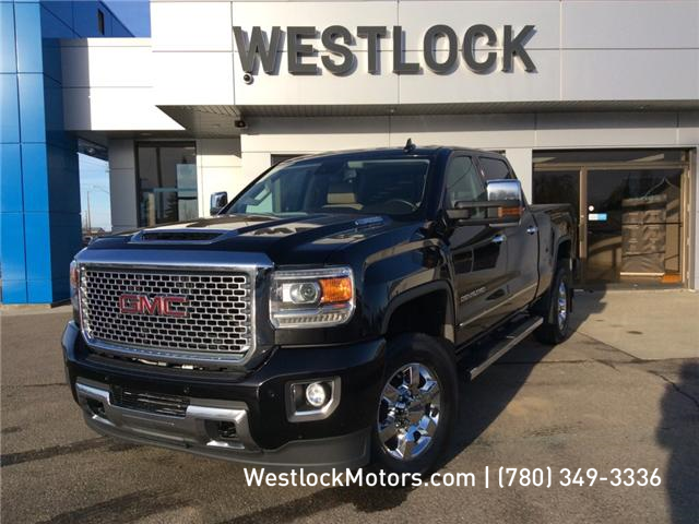 2017 GMC Sierra 3500HD Denali (Stk: 19T56A) in Westlock - Image 2 of 30