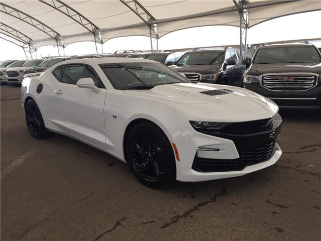 2019 Chevrolet Camaro 2SS (Stk: 168886) in AIRDRIE - Image 1 of 22