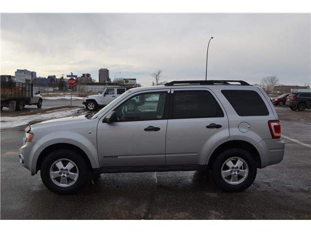 2008 Ford Escape XLT (Stk: CDP2533) in Regina - Image 2 of 13