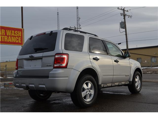 2008 Ford Escape XLT (Stk: CDP2533) in Regina - Image 6 of 13