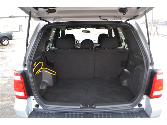2008 Ford Escape XLT (Stk: CDP2533) in Regina - Image 8 of 13