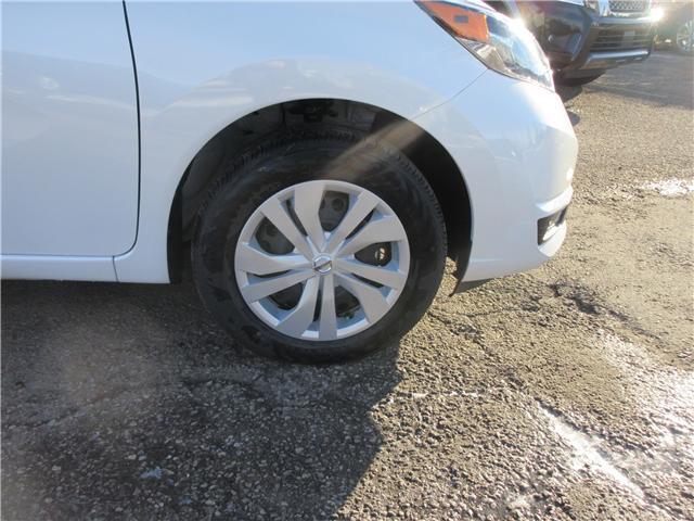 2018 Nissan Versa Note 1.6 S (Stk: 7951) in Okotoks - Image 16 of 20