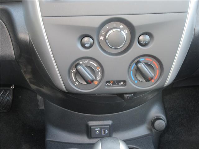 2018 Nissan Versa Note 1.6 S (Stk: 7951) in Okotoks - Image 9 of 20