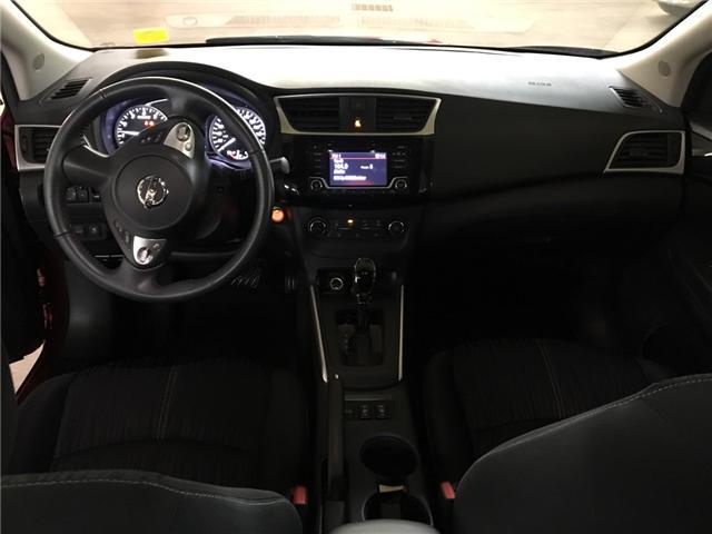 2017 Nissan Sentra 1.8 SV (Stk: WE163) in Edmonton - Image 14 of 24