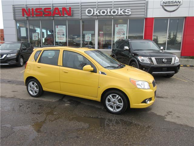 2009 Chevrolet Aveo LT (Stk: 8033) in Okotoks - Image 1 of 20