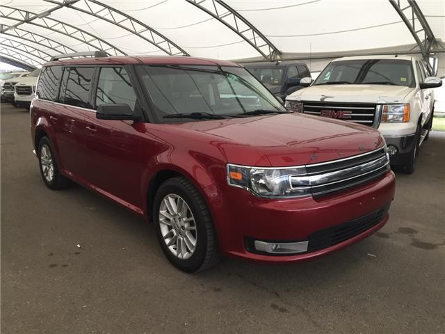 2013 Ford Flex SEL (Stk: 169695) in AIRDRIE - Image 1 of 25