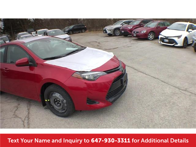 2019 Toyota Corolla LE (Stk: K3217) in Mississauga - Image 2 of 19