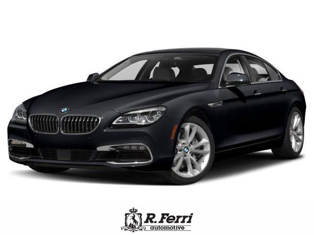 2019 BMW 640i xDrive Gran Coupe (Stk: 27700) in Woodbridge - Image 1 of 9