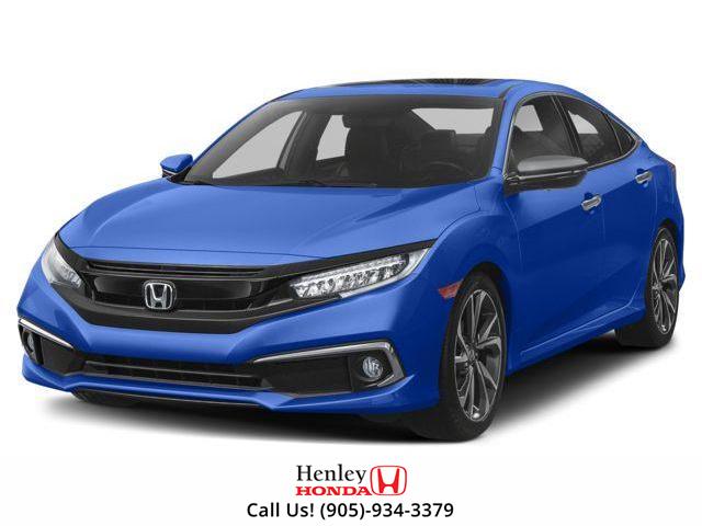 2019 Honda Civic Touring (Stk: H17685) in St. Catharines - Image 1 of 1
