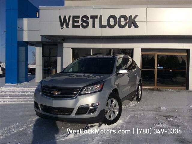 2014 Chevrolet Traverse 1LT (Stk: 18T335A) in Westlock - Image 1 of 26