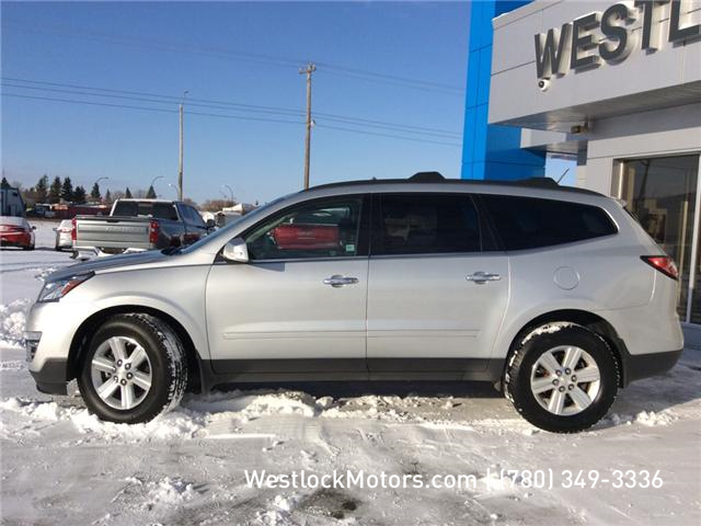 2014 Chevrolet Traverse 1LT (Stk: 18T335A) in Westlock - Image 2 of 26