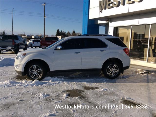 2017 Chevrolet Equinox Premier (Stk: 19T49A) in Westlock - Image 2 of 27