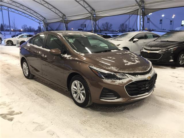 2019 Chevrolet Cruze LT (Stk: 169525) in AIRDRIE - Image 1 of 25