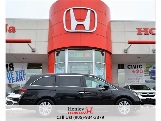2016 Honda Odyssey EX-L w/RES (Stk: R9248) in St. Catharines - Image 1 of 30