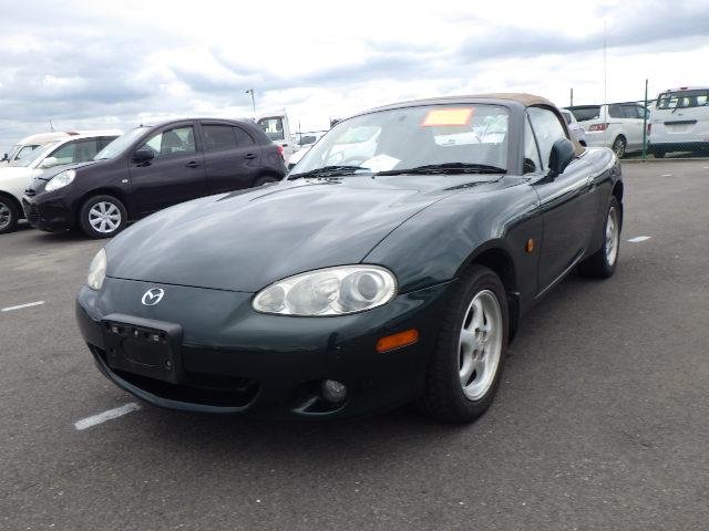 2002 Mazda MX-5 Miata (Stk: p18-233) in Dartmouth - Image 1 of 12