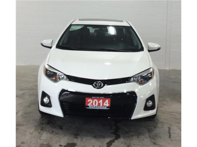 2014 Toyota Corolla S (Stk: P4954) in Sault Ste. Marie - Image 2 of 10