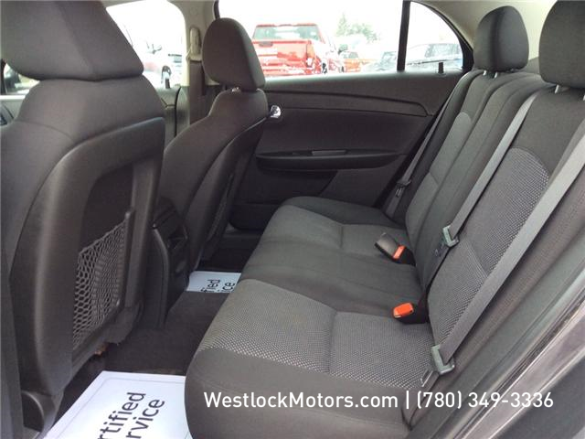 2011 Chevrolet Malibu LT (Stk: 18C26A) in Westlock - Image 10 of 18