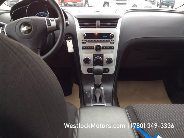 2011 Chevrolet Malibu LT (Stk: 18C26A) in Westlock - Image 11 of 18