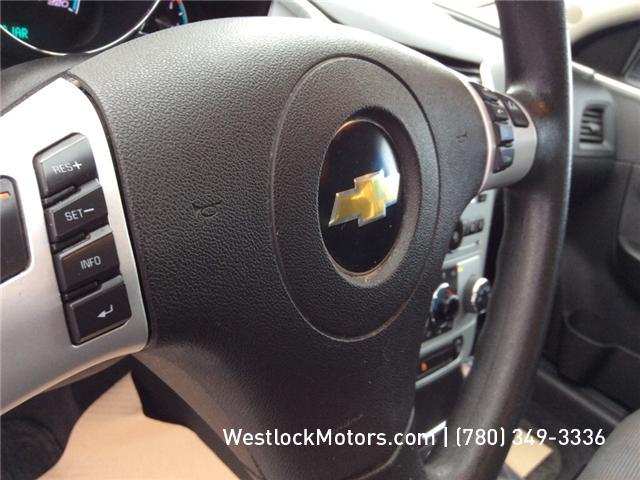2011 Chevrolet Malibu LT (Stk: 18C26A) in Westlock - Image 13 of 18