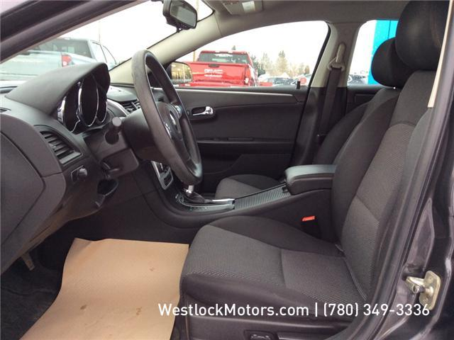 2011 Chevrolet Malibu LT (Stk: 18C26A) in Westlock - Image 14 of 18