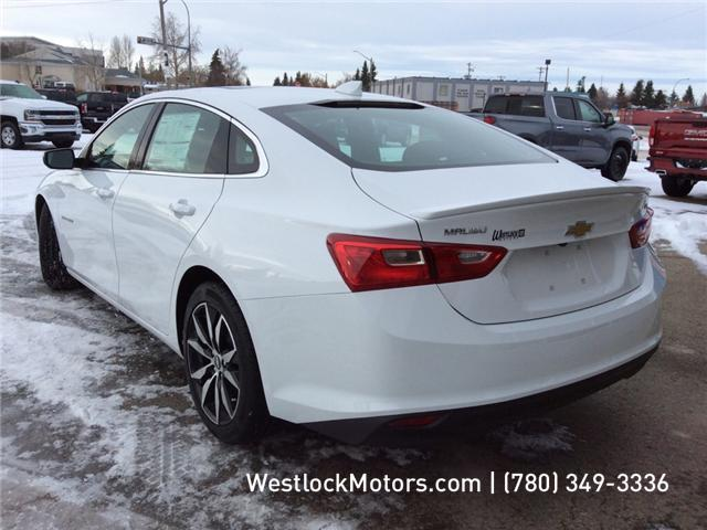 2018 Chevrolet Malibu LT (Stk: 18C22) in Westlock - Image 4 of 21