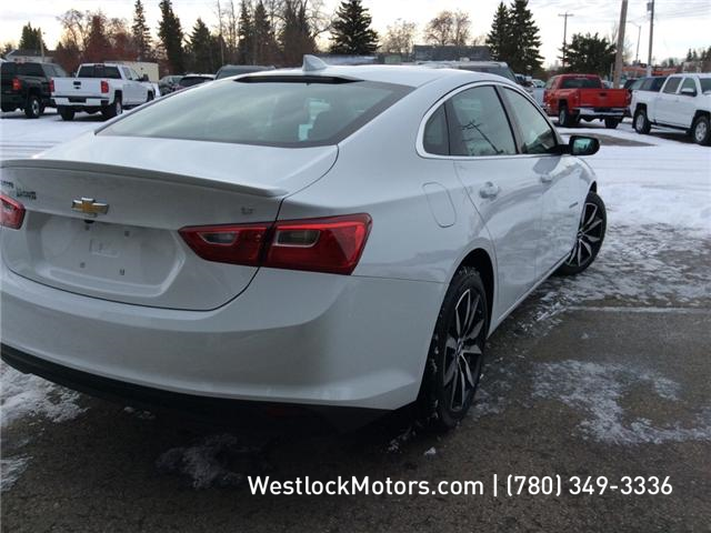 2018 Chevrolet Malibu LT (Stk: 18C22) in Westlock - Image 6 of 21