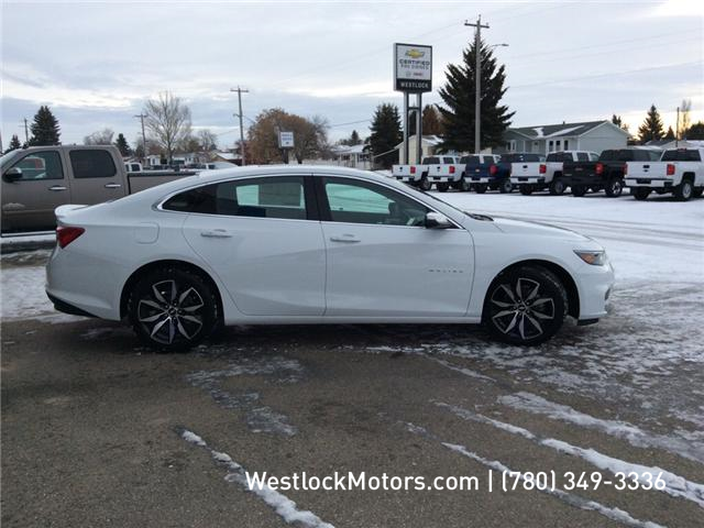 2018 Chevrolet Malibu LT (Stk: 18C22) in Westlock - Image 7 of 21