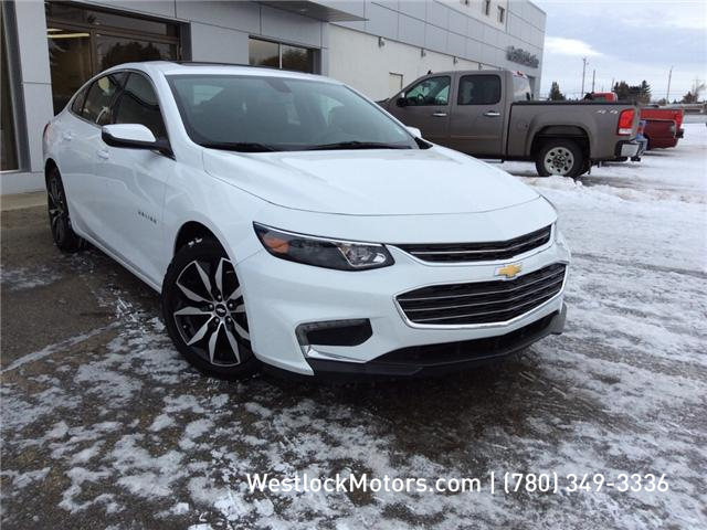 2018 Chevrolet Malibu LT (Stk: 18C22) in Westlock - Image 8 of 21