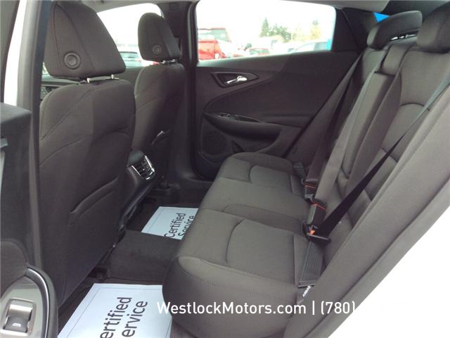 2018 Chevrolet Malibu LT (Stk: 18C22) in Westlock - Image 10 of 21
