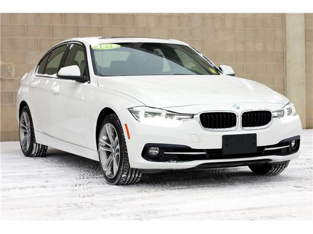 2018 BMW 330i xDrive (Stk: V6889) in Saskatoon - Image 1 of 23