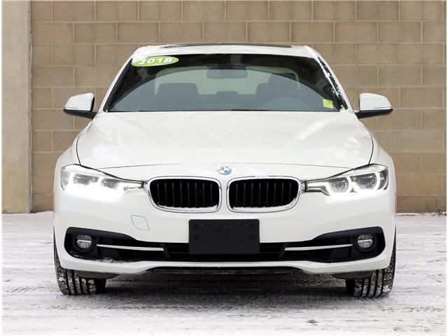 2018 BMW 330i xDrive (Stk: V6889) in Saskatoon - Image 2 of 23