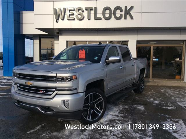 2018 Chevrolet Silverado 1500  (Stk: 18T321) in Westlock - Image 1 of 26