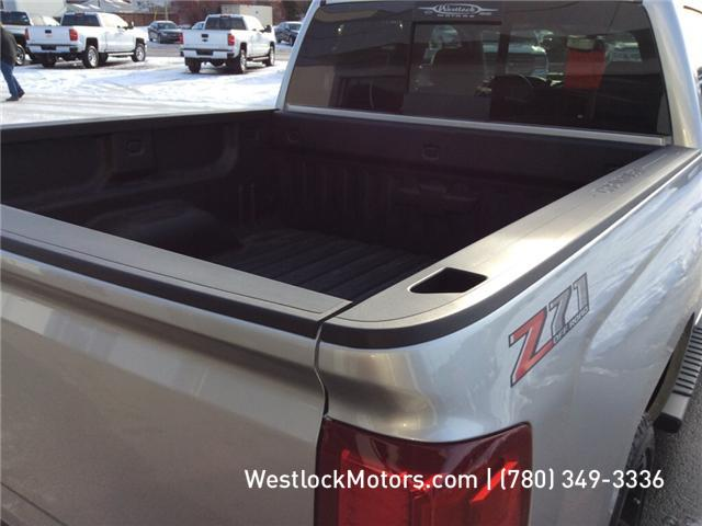 2018 Chevrolet Silverado 1500  (Stk: 18T321) in Westlock - Image 5 of 26