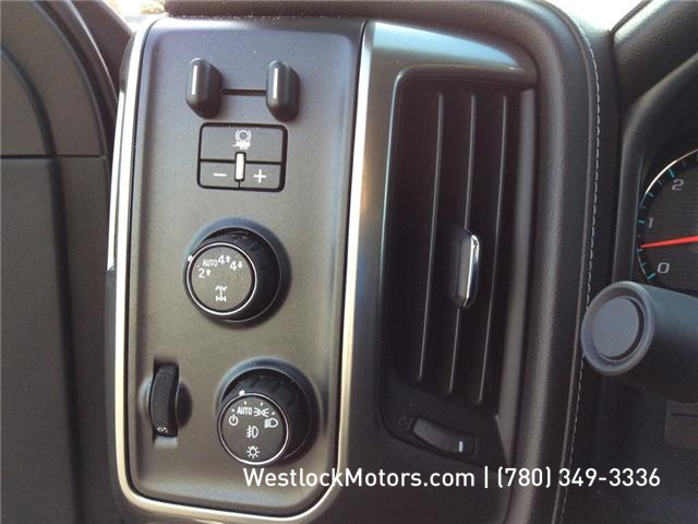 2018 Chevrolet Silverado 1500  (Stk: 18T321) in Westlock - Image 16 of 26