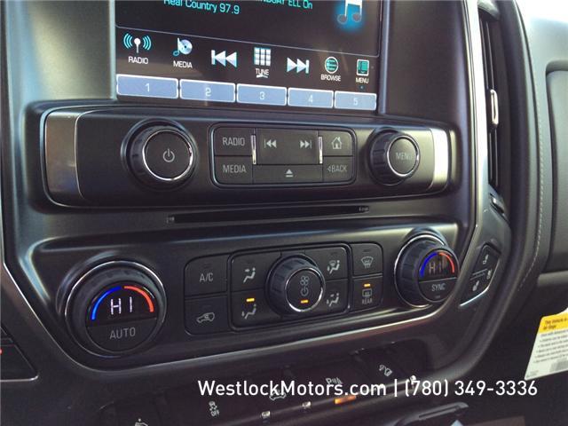 2018 Chevrolet Silverado 1500  (Stk: 18T321) in Westlock - Image 23 of 26