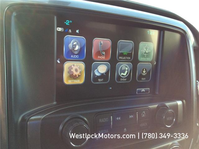 2018 Chevrolet Silverado 1500  (Stk: 18T321) in Westlock - Image 24 of 26
