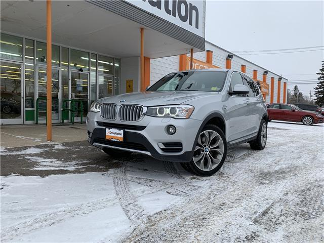 2017 BMW X3 xDrive28i (Stk: F235) in Saskatoon - Image 1 of 22
